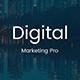 Digital Marketing Pro Design Keynote Template