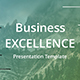 Business Excellence Google Slide Template