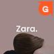 Zara. Google Slides Template - GraphicRiver Item for Sale