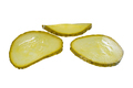 Green pickles isolated - PhotoDune Item for Sale