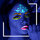 Neo UV Makeup Black Light P-Graphicriver中文最全的素材分享平台