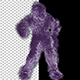 Hairy Dancing Body - VideoHive Item for Sale