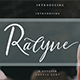 Ralyne Script - GraphicRiver Item for Sale