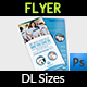 Volunteer Flyer Template Vol2 - DL Size - GraphicRiver Item for Sale