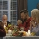 Family Offering Prayers Before Thanksgiving Meal - VideoHive Item for Sale