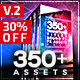350+ Pack: Transitions, Titles, Sound FX - VideoHive Item for Sale