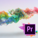 Winding Particles Logo Reveal- Premiere Pro - VideoHive Item for Sale