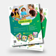 Kids Care Flyer - GraphicRiver Item for Sale