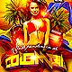 Independencia de Colombia Party Flyer