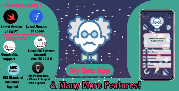 My Quiz App V2            Nulled