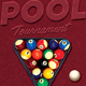 Pool Tournament Flyer Template - GraphicRiver Item for Sale