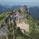 Aerial of Schafberg Summit, Upper Austria - VideoHive Item for Sale