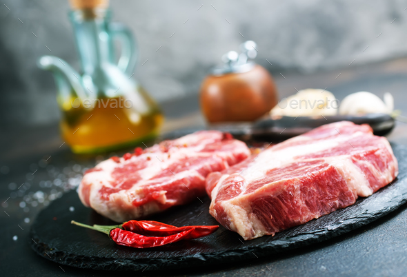 meat - Stock Photo - Images