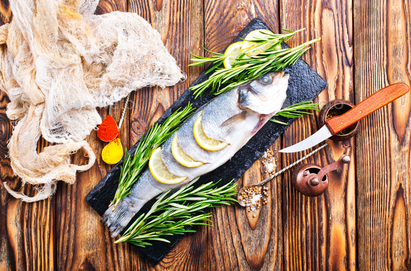 Fish - Stock Photo - Images