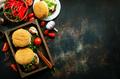 burgers - PhotoDune Item for Sale