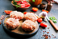 raw cutlets - PhotoDune Item for Sale