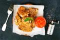 fried fish - PhotoDune Item for Sale