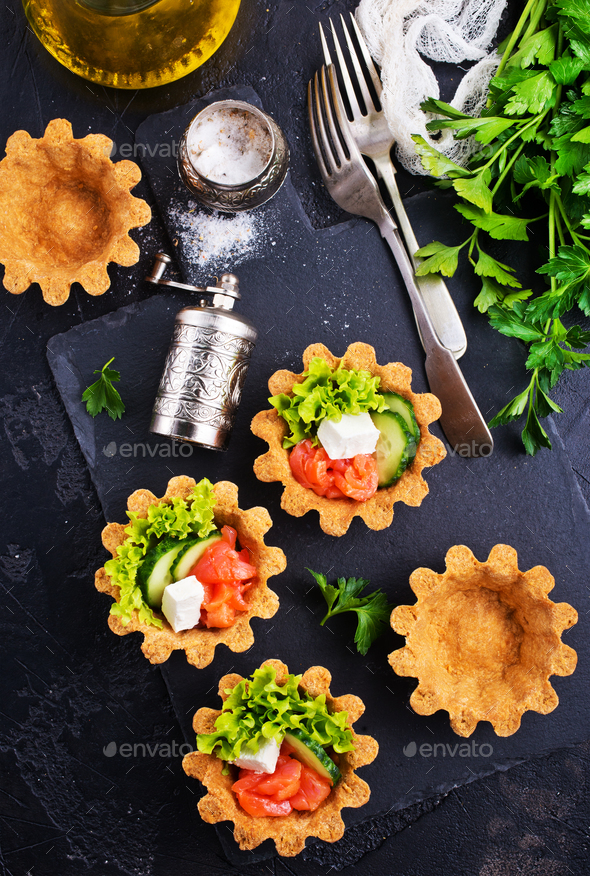 tartalets - Stock Photo - Images