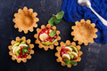 tartalets with berries - PhotoDune Item for Sale