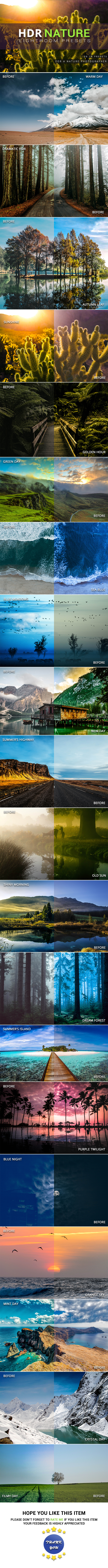 Hdr Nature Lightroom Presets - Lightroom Presets Add-ons