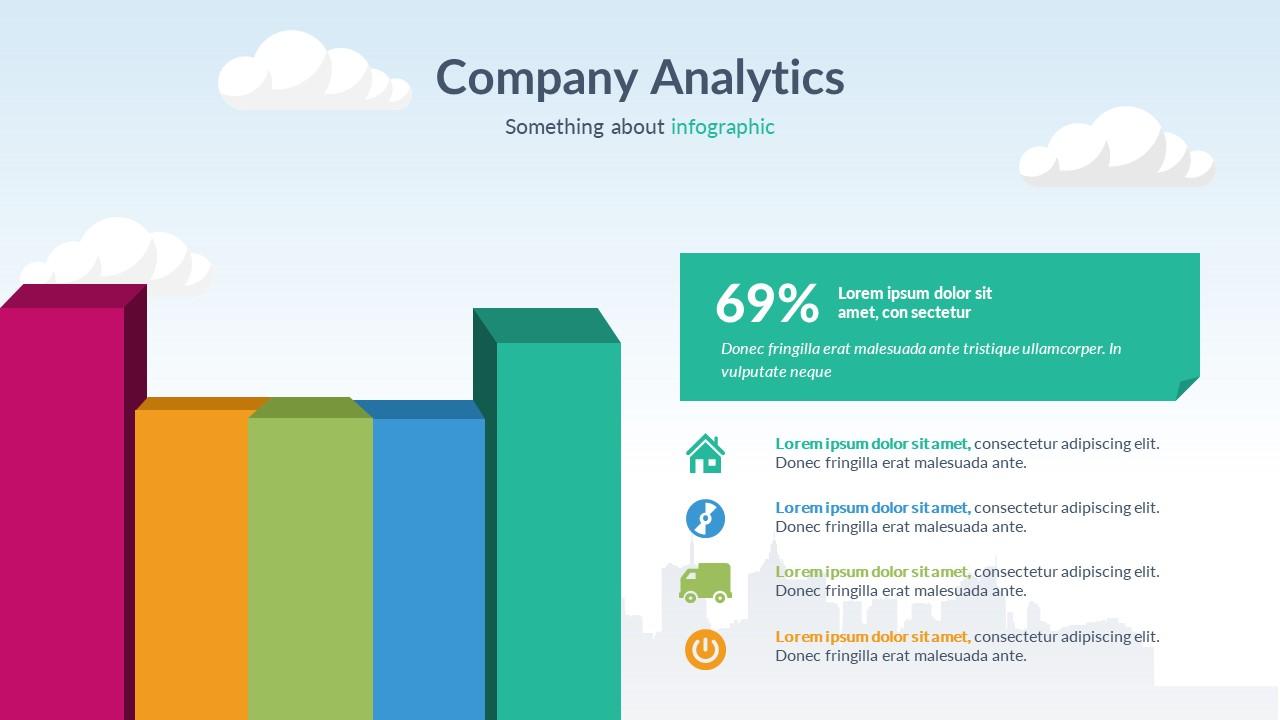 Company analytics infographic powerpoint template by onepercent company analytics infographic powerpoint template toneelgroepblik Images