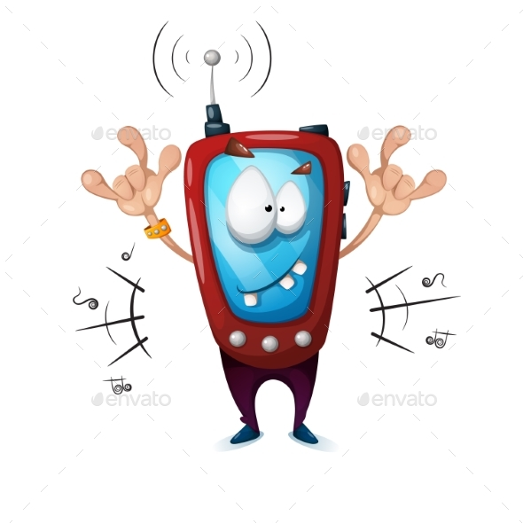 Smartphone Characters - Miscellaneous Characters