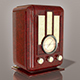 Vintage radio - 3DOcean Item for Sale
