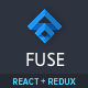 Fuse - React Redux Material Design Admin Template - ThemeForest Item for Sale