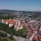Aerial View of Melk Abbey, Austria - VideoHive Item for Sale