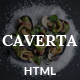 Caverta - Restaurant Cafe Template