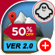3D Map Path Builder - VideoHive Item for Sale