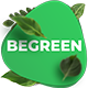BeGreen - Eco Keynote Template - GraphicRiver Item for Sale