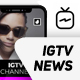 IGTV News Channel - VideoHive Item for Sale