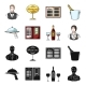 Restaurant Icons - GraphicRiver Item for Sale