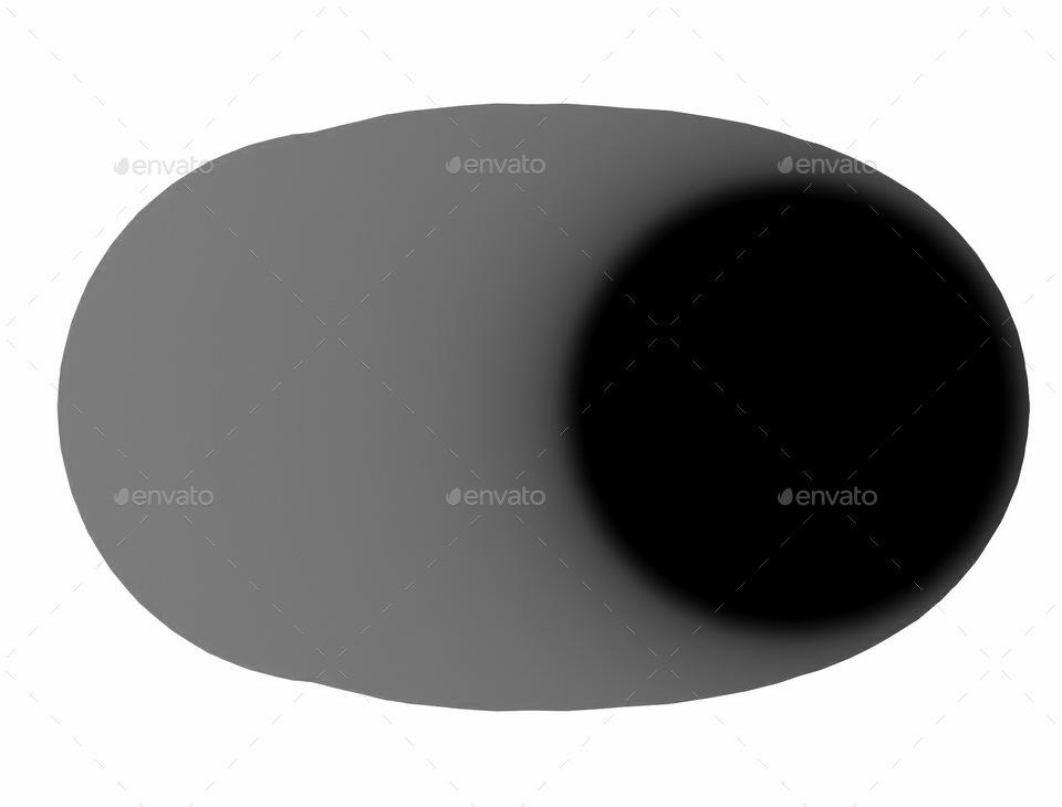3D Shadow - Barrel 03