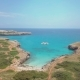 Tropical Ionian Greece Blue Lagoon Island Aerial - VideoHive Item for Sale