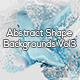 Abstract Shape Backgrounds Vol3 - GraphicRiver Item for Sale