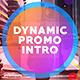 Dynamic Promo Intro - VideoHive Item for Sale