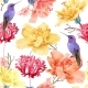 Tropic Floral Pattern - GraphicRiver Item for Sale