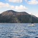 Yacht at the Vulcano Island - PhotoDune Item for Sale