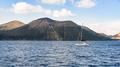 Yacht at the Vulcano Island - PhotoDune Item for Sale