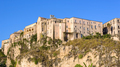 Buildings on the rock in Tropea town - PhotoDune Item for Sale