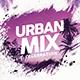 Urban Mix Party Flyer