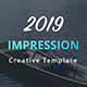 Impression Creative Keynote Template - GraphicRiver Item for Sale