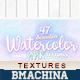 Watercolor White Paper Textures - GraphicRiver Item for Sale