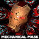 Mechanical Mask VJ Loop Pack (5in1) - VideoHive Item for Sale