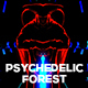 Psychedelic Forest VJ Loop Pack (6in1) - VideoHive Item for Sale