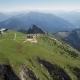 Aerial of Schafberg Summit Upper Austria - VideoHive Item for Sale
