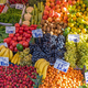 Piles of fruits and vegetables for sale - PhotoDune Item for Sale