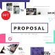 Proposal - Business Presentation Template - GraphicRiver Item for Sale